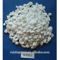 Quality White Tabular alumina for Refractory raw materials for sale