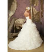 Quality China 2014 Summer Tulle Ball Gown Wedding Bridal Dress for Spring, Summer, Fall for sale