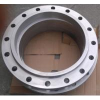 Quality DIN En 1092 Type 01 / DIN2573 DIN 2573 Slip on Flange Welding Flat Flanges for sale