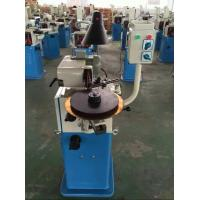 HSS saw blade tooth automatic re-grinding and sharpening machine