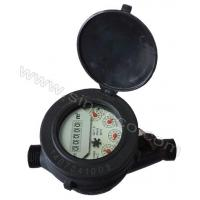 Multi jet liquid sealed register wet dial Class C R160 Plastic water meter