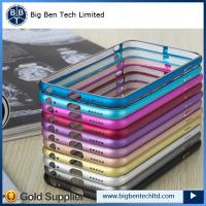 Quality Luxury Metal Aluminum Frame Bumper For iPhone 6 Bumper Aluminum for sale