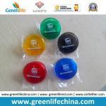 Quality Popular Promotional Magnet Clip Gift W/Custom Logo Silkscreen Printing for sale