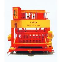 China QTM10-15 mobile block machine on sale