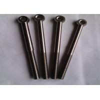 Quality Customized 99.95% Molybdenum Fastener / Moly Nut And Molybdenum Screws for sale