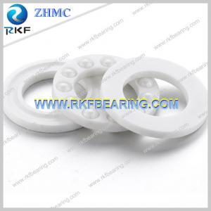 Quality Zro2 Full Ceramic Thrust Ball Bearing 51708 40X60X16 mm for sale