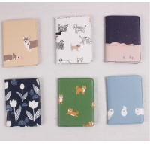 Quality small Cartoon cool bag Multifunctional storage bag travel Passport Bag for sale