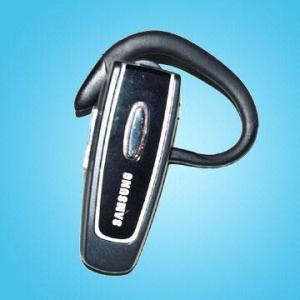 China Bluetooth Headset Samsung WEP-150: 8hr Talk Time and Adjustable Ear Hook on sale