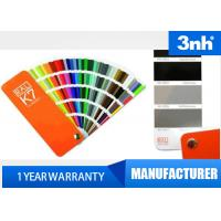 Quality Professional 210 Colors Ral Color Cards , Paint Shade Card 5 * 15cm Chart Size for sale