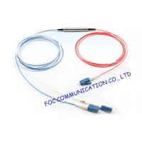 Quality Mini Tube Type 2 Channel Wdm Lc / Upc Connector , Wide Operating Wavelength for sale