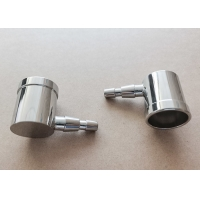 Quality Anodizing SS316L CNC Turning Mechanical Parts 0.05mm Stamping for sale