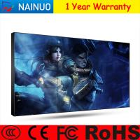 Quality Narrow Bezel Samsung Video Wall Lcd 46 Inch Removable Lcd Tv Wall Mount for sale