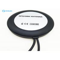 Magnetic Mount Dual Band GPS Antenna , BNC Connector GPS Antenna Cable