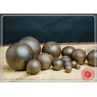 Quality C45 60Mn B2 B3 Forged Grinding Balls Dia 20mm-150mm For Power Station for sale