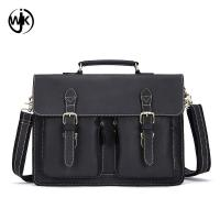 Quality Guangzhou bag factory online shopping hand bag genuine men 14 inch laptop hand leather bag luxury bags men leather for sale