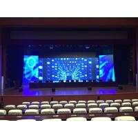 Quality P10.41 Transparent Stage LED Display High Resolution Wide Viewing Angle For Showing Videos for sale