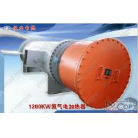 Buy cheap Stainless Steel Industrial Electric Heater Customized Working Pressure from wholesalers