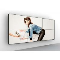 China 55 inch 3.5 mm 700nits LG LCD video wall ultra thin bezel screen for fashion store advertising DDW-LW5506 on sale