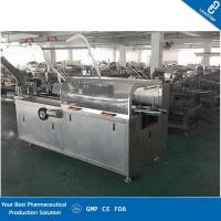 Quality PLC Control Automatic Cartoning Equipment , Horizontal Cartoning Machine for sale