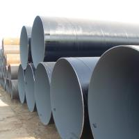 Quality Spiral Steel Pipes with Anticorrosion for sale
