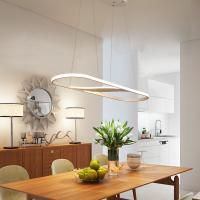 Quality Contemporary led pendant lights for kitchen island Lighting Fixtures (WH-AP-04) for sale