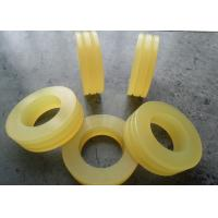 Quality Polyurethane Parts , Industrial Polyurethane Coating Parts Bushing Replacement for sale