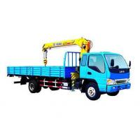 Quality XCMG 7meters Lifting Height Electricity Truck Mounted Crane Telescopic Boom for sale