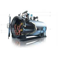 Quality Stainless Steel Thermal Oil Boiler , Durable Electric Thermic Fluid Heater for sale