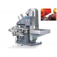 Quality Single Color Automatic Hot Foil Stamping Machine Plastic / Metaltube Printing for sale