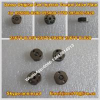 Quality Denso Fuel Injector Control Valve Plate for 095000-8290, 095000-7780, 095000-5920, 23670-0 for sale