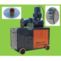 Easy to Operation Steel Bar Upsetting Machine , Building Machinery