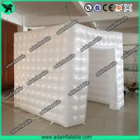 Quality Advertising Inflatable Square Photo Booth/Event Inflatable Water cube Tent for sale