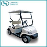 Quality Electric Golf Sightseeing Tourist Car 2 Seats (LQG022) for sale