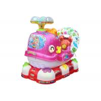 China Cute Whale coin operated game machine amusement park equipment on sale