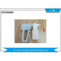 Quality ABS Or PVC Handle Operated White Sputum Aspirator Consumable Medical Suppliers for sale