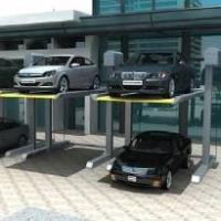 Buy cheap Home Mechanical Parking Garage 3PH5 Cable 380V 50HZ Low Noise Vertical from wholesalers