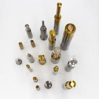 Quality Screw Head Punch Tool Of Punch Pin Various Shapes And Coating HSS Punches for sale