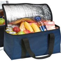 Customized insulated aluminium foil lining work lunch bag