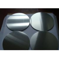 Buy High Moisture Mill Finish Aluminum Disk Blanks Waterproof Road Sign Material at wholesale prices