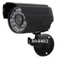Quality Intelligent IR-CUT Outdoor IP Camera UID Scan , 12VDC Support 32G SD Card for sale