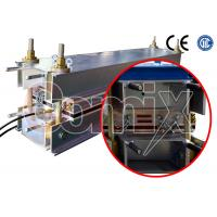 Quality Rhombic Or Rectangle Conveyor Belt Vulcanizing Machine easy operation for sale