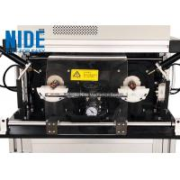 Quality 0.5KW Power Motor Testing Equipment Small Size With Double Station for sale