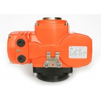 Quality Manual 600Nm Ex-proof ISO5211 3 Phase Actuator for sale