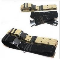 Quality Black S Tactical belt military Belt for army belt for sale