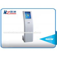 Quality 17 / 19 Free standing Self Service Kiosk Customized Color Multifunction for sale