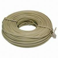 Quality 100ft Phone Extension Cord/Cable/Line Wire, Used for Answering Machines for sale