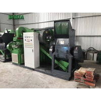 Quality Cable Wire Recycling Machine Copper Cable Recycling Machine 17.5KW Power for sale