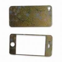 Quality Protector Skin Case for iPhone, OEM Order Welcomed, Simple Pasting and Remove Easily for sale