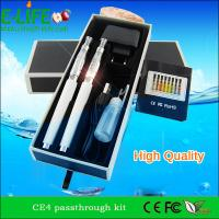 Quality Ego CE4 Starter Kit with Passthrough and Bottom USB Charge Various Package Option for sale