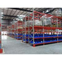 China 1200 KGS UDL Conventional Pallet Racking , Universal Selective Pallet Racking Systems on sale